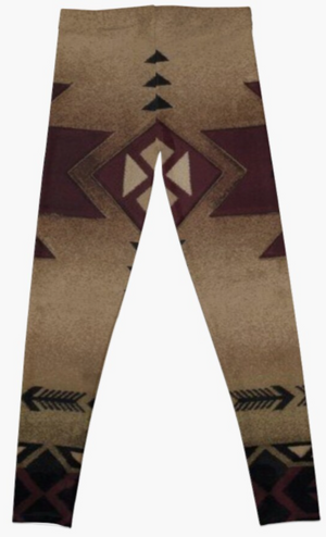 Cowgirl Kim Navajo Canyons Leggings