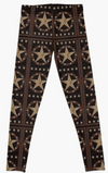 Cowgirl Kim The Texas Hill Country Leggings - In Stock