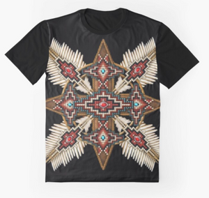 Cowgirl Kim Black Dahlia Graphic Tee