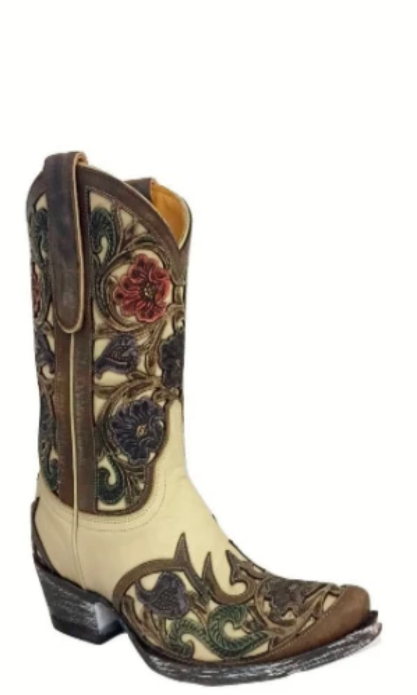 Old Gringo Abelina Boots - Cowgirl Kim