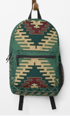 Cowgirl Kim Turquoise Water of Cancun Backpack