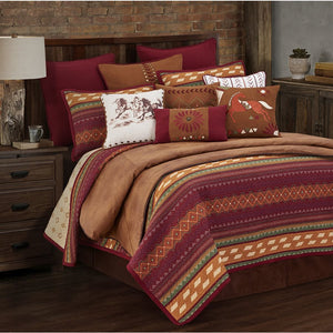 Cowgirl Kim Solace Quilt Set - Cowgirl Kim