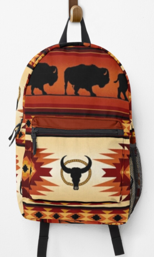 Cowgirl Kim Buffalo Canyon Backpack