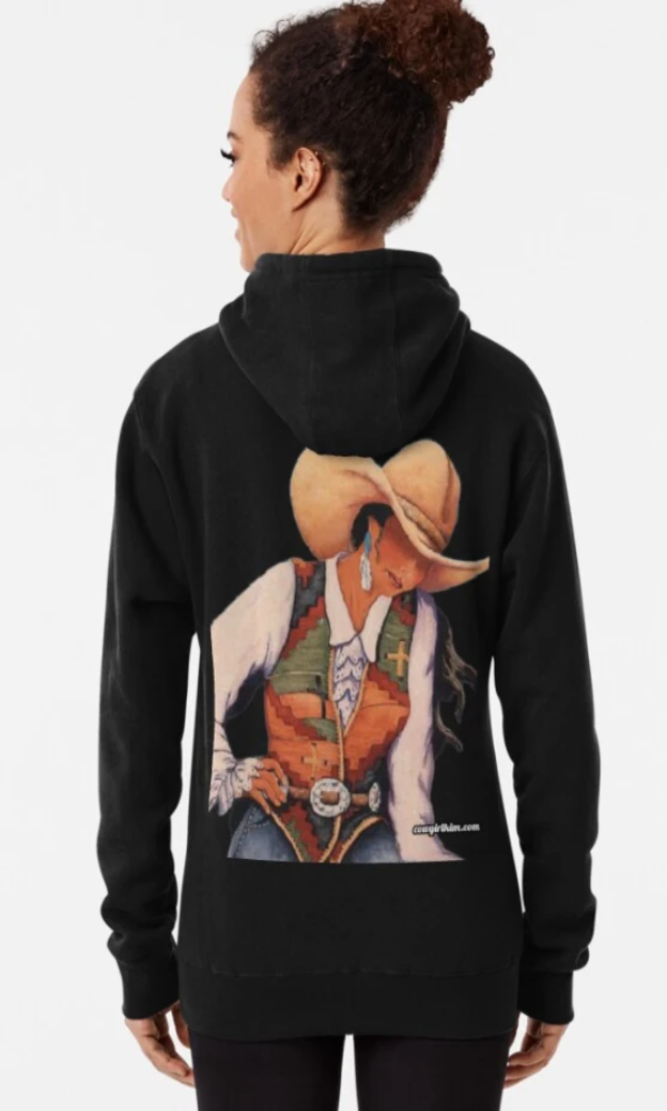 Cowgirl Kim Modern Cowgirl Pullover Hoodie