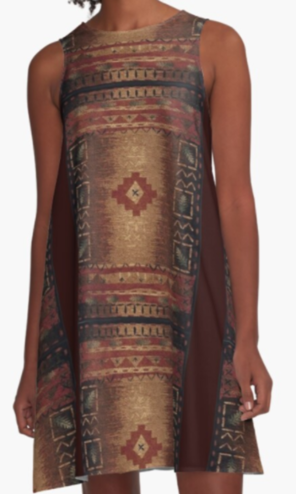 Cowgirl Kim Whiskey River Tank Dress