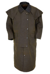 Outback Trading Co. Men's Stockman Duster- Brown - Pre Order