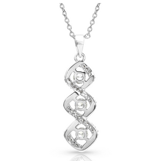 Montana Silversmith Lassoed Starlight Necklace - In Stock