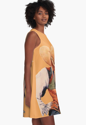 Cowgirl Kim Modern Cowgirl Tank Dress - In Stock