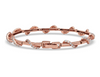 Montana Silversmith Along the Rose Gold Path Bracelet - In Stock