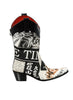 Rockwell Tharp NY Times Cowboy Boots