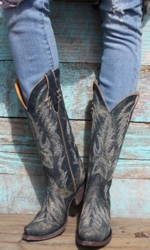 Old Gringo Moreen Blue Boots