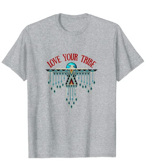 Cowgirl Kim Love Your Tribe Graphic Tee