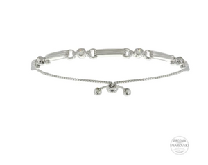Sterling Lane ~ Connected Bolo Bracelet