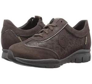 Mephisto Women's Yael Shoe~ Dark Brown