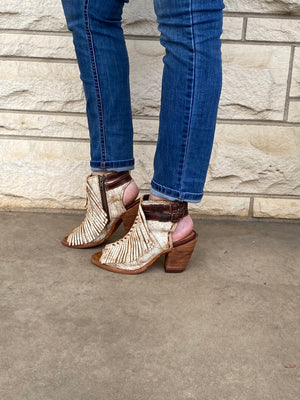 Old Gringo Madison Ankle Boot~ Chocolate - Cowgirl Kim