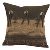 Cowgirl Kim Sierra Faux Leather Pillow - Cowgirl Kim