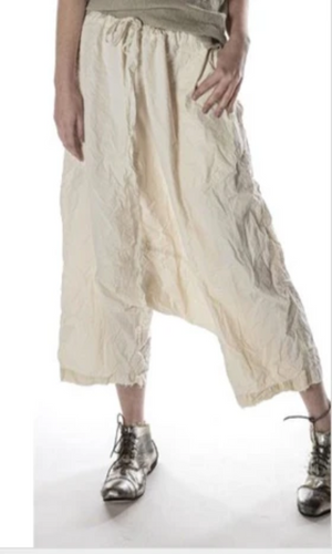 Magnolia Pearl Pants 170 Garcon Trousers w/ Drawstring- Natural - Cowgirl Kim