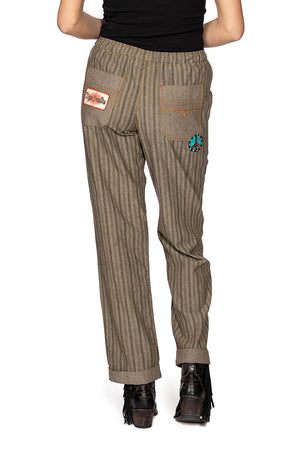 Double D Ranch Private Fimbel Pant- Gully