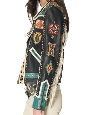 Double D Ranch Last Comanche Chief Jacket