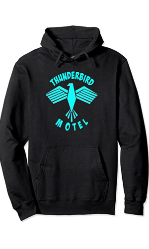 Cowgirl Kim Thunderbird Motel Hoodie Pullover