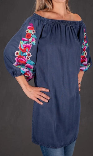 Vintage Collection Emie Tunic - Cowgirl Kim