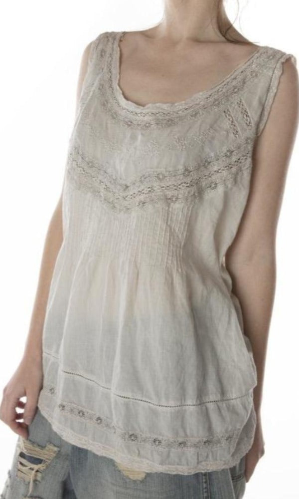 Magnolia Pearl Tank 233 Minette Day Tank - Moonlight