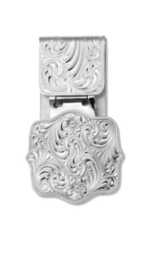 Montana Silversmith Custom Legacy Mini Buckle Money Clip
