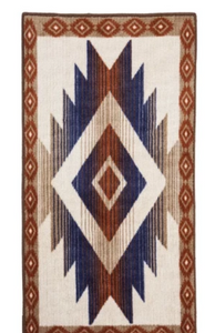 Cowgirl Kim~ Red Rio Rancho Accent Rug