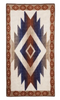 Cowgirl Kim~ Striking Aztec Inspired Rug - Cowgirl Kim
