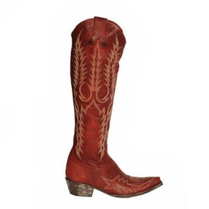 Old Gringo Mayra Bis Boots Relaxed Fit~ Red - Cowgirl Kim