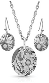 Montana Silversmith Art of the Buckle Jewelry Set