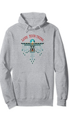 Cowgirl Kim Love Your Tribe Hoodie Pullover