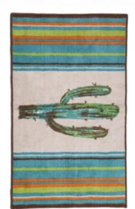 Cowgirl Kim~ Striking Aztec Inspired Rug