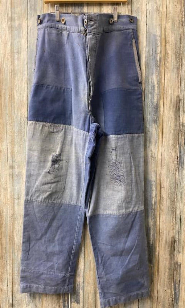 Magnolia Pearl Specialty Pant 073 French Workwear Pants - One of a Kind