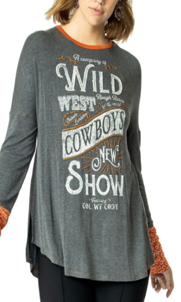 Double D Ranch Cowboy Show Top
