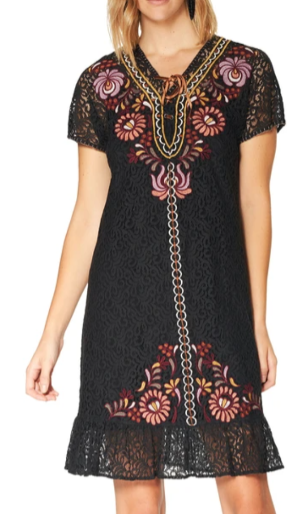 Double D Ranch Jimenez Dress