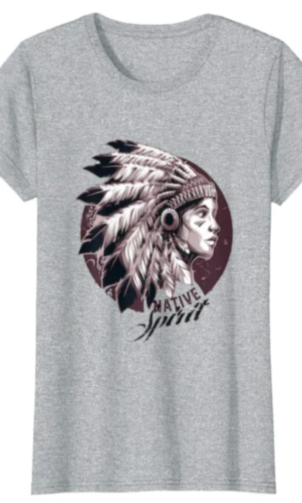 Cowgirl Kim Native Spirit Tee