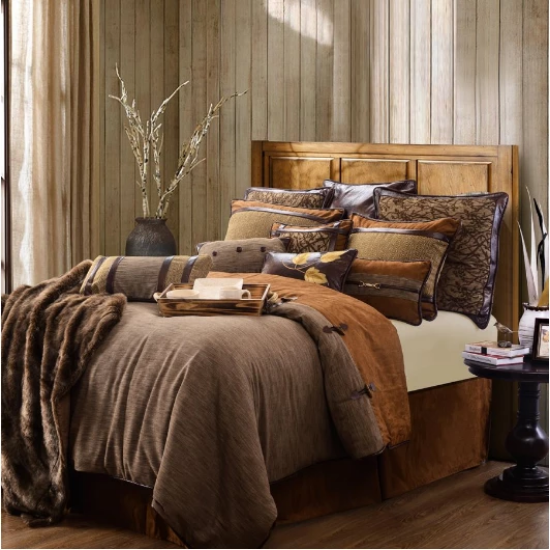 Cowgirl Kim Highland Lodge Comforter Set - Cowgirl Kim