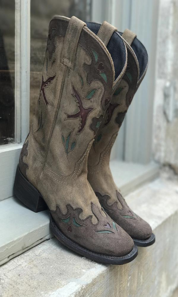 Liberty Boot Co. Lucille Boots
