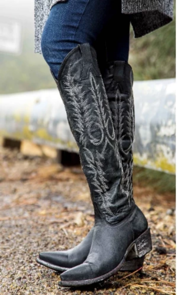 Old Gringo Mayra Boots~ Black - Cowgirl Kim