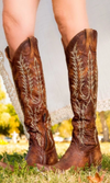Old Gringo Mayra Boots ~ Brass - Cowgirl Kim