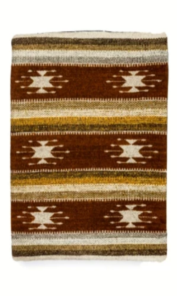 Mendez Rugs Southwestern Wool Pillowcases ~ Pawnee - Cowgirl Kim