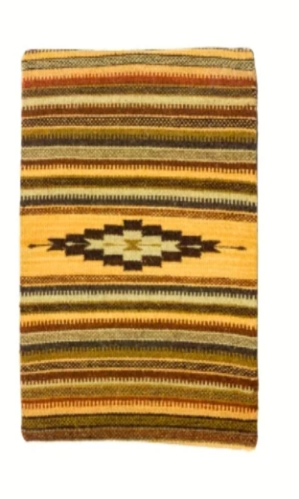 Mendez Rugs Southwestern Wool Pillowcases ~ Cheyenne