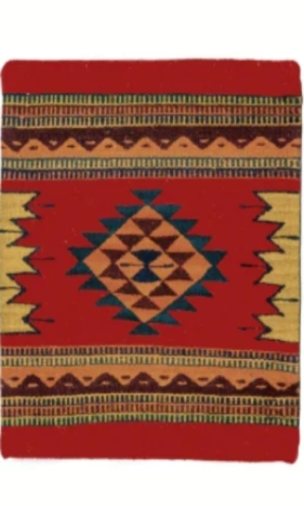 Mendez Rugs Southwestern Wool Pillowcases ~ Sioux - Cowgirl Kim
