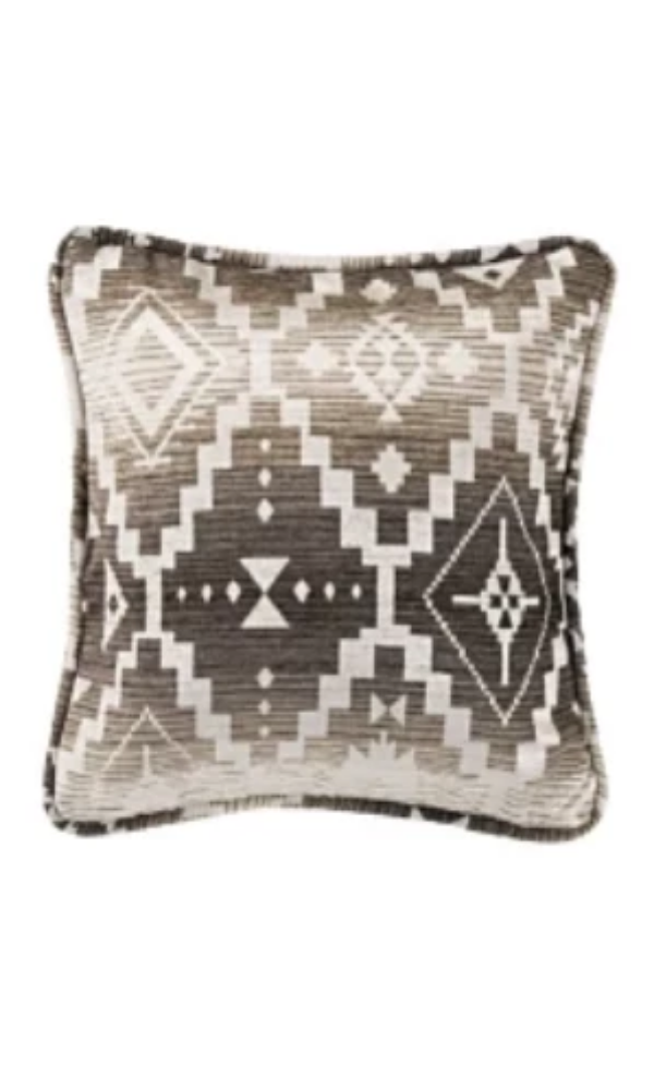 Cowgirl Kim Chalet Aztec Pillow - Cowgirl Kim