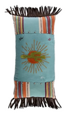 Cowgirl Kim~ Serape and Cactus Oblong Pillow - Cowgirl Kim