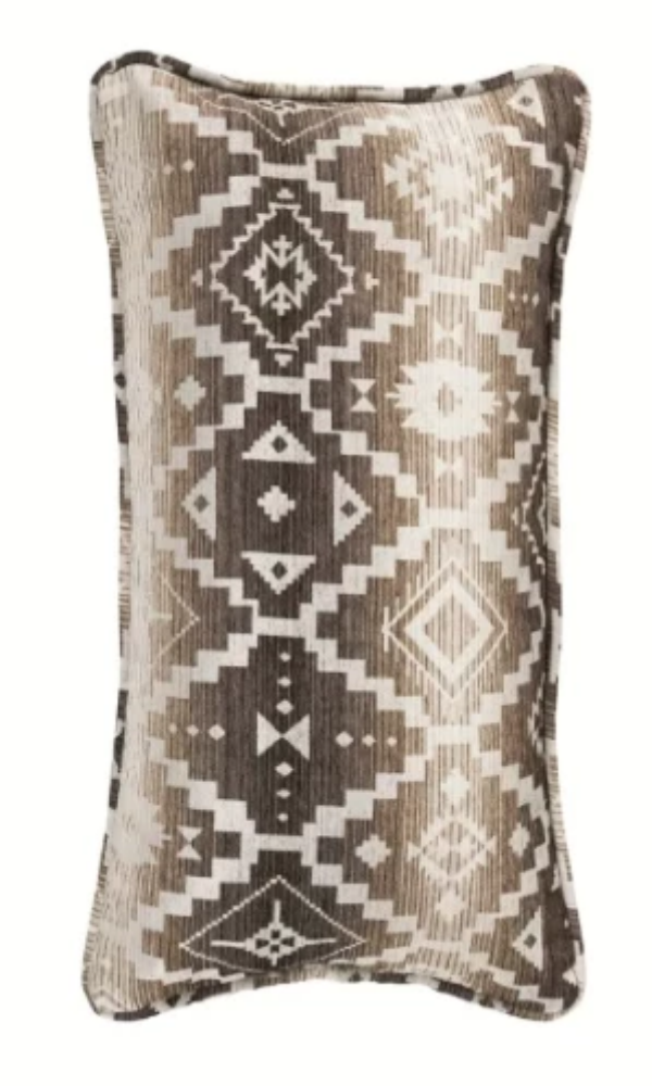 Cowgirl Kim Chalet Aztec Oblong Pillow - Cowgirl Kim