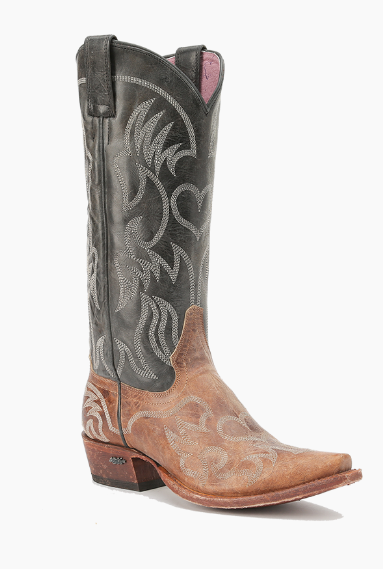 Miss Macie Pure Prairie Boots ~ Brown
