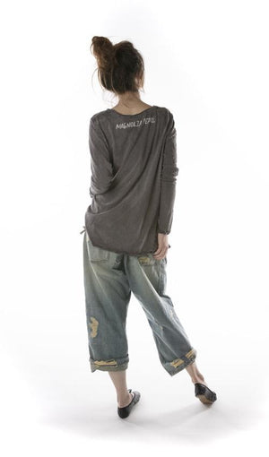 Magnolia Pearl Cotton Jersey Dylan T~ Ozzy- Top 365