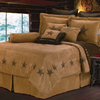 Cowgirl Kim Luxury Star Faux Suede Comforter Set - Cowgirl Kim